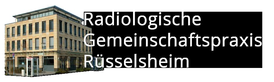 Radiologische Gemeinschaftspraxis Rüsselsheim